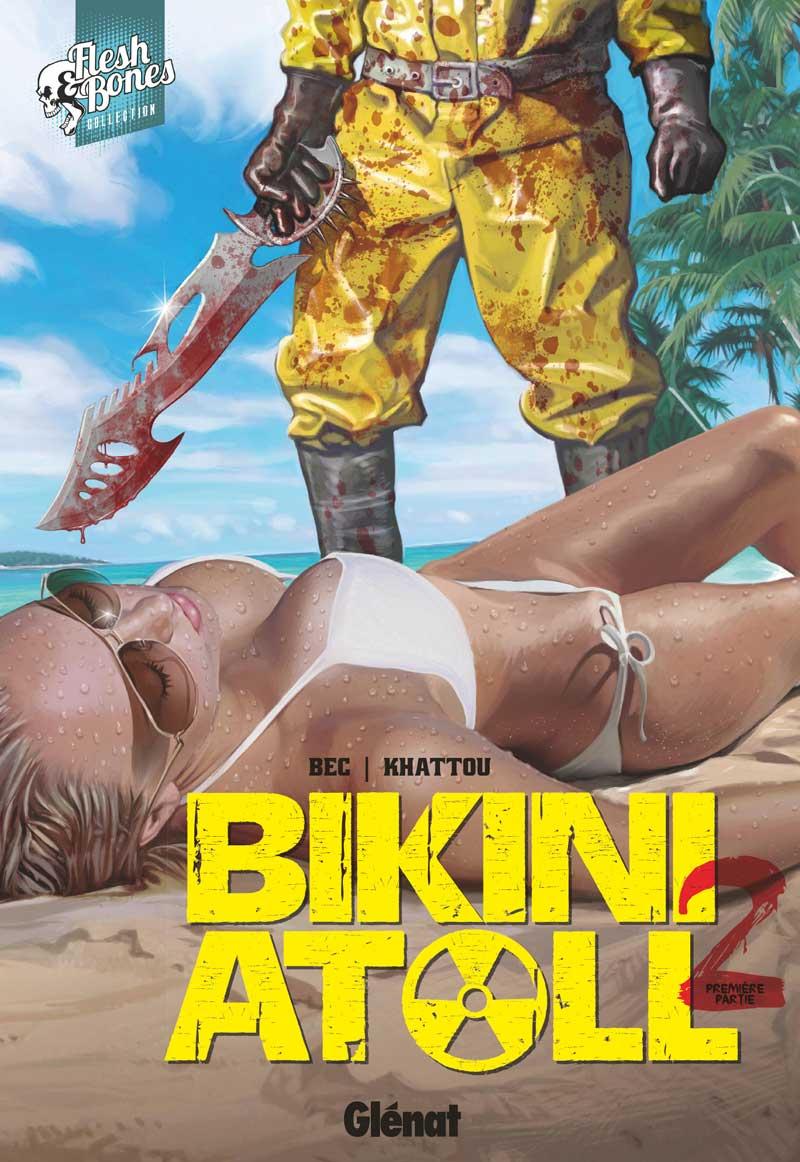 Bikini Atoll Tome 2 couverture